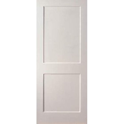 2 panel flat panel interior doors widely opened the entrance to your spacious living room