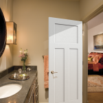 : 3 panel craftsman interior doors can definitely make any place look amazing