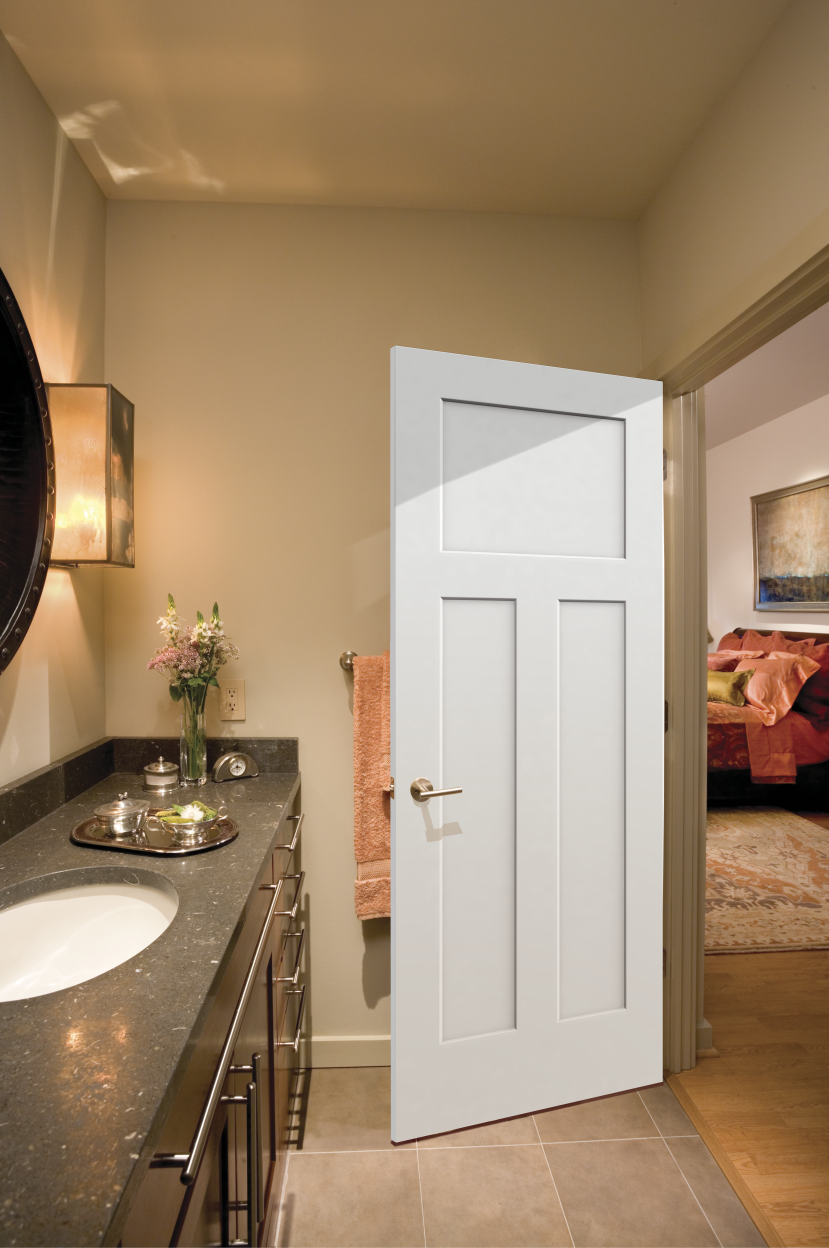 3 panel craftsman interior doors can definitely make any place look amazing