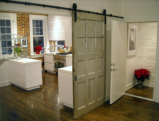 Barn door hardware for sale can be bought in local stores