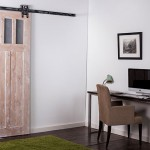 : Barn door hardware interior design may be different