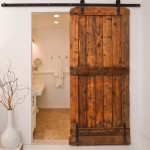 Barn door wood doors hardware is available for less