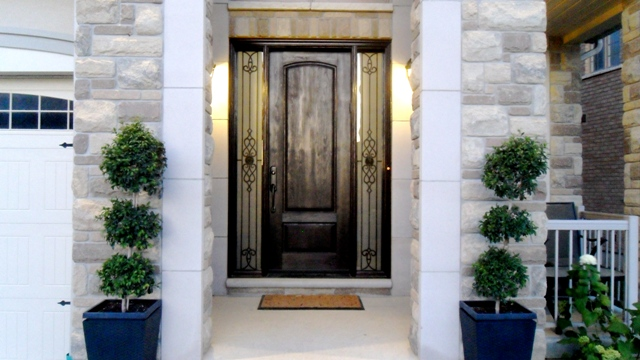 Best energy efficient entry doors help to reduce home lighting, cooling and heating expenses