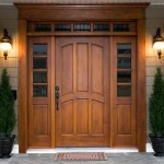 Best entry doors for cold weather keep the warmth inside the house