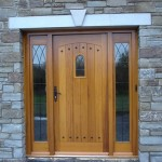 Best exterior residential doors are low-maintenance, wearproof and attractive