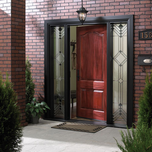 Best exterior wooden doors are sturdy and beautiful at the same time