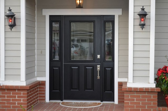 Best Fiberglass Entry Doors Reviews Are Left By The Doors Owners