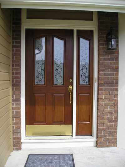 Best Front Doors For Ranch Style Homes Have To Fit In The