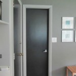 Best paint for interior doors UK takes the place of protective finishes