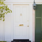 : Best quality fiberglass exterior doors should have a good lock