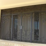 : Best wrought iron entry doors provide increased security and ultimate privacy
