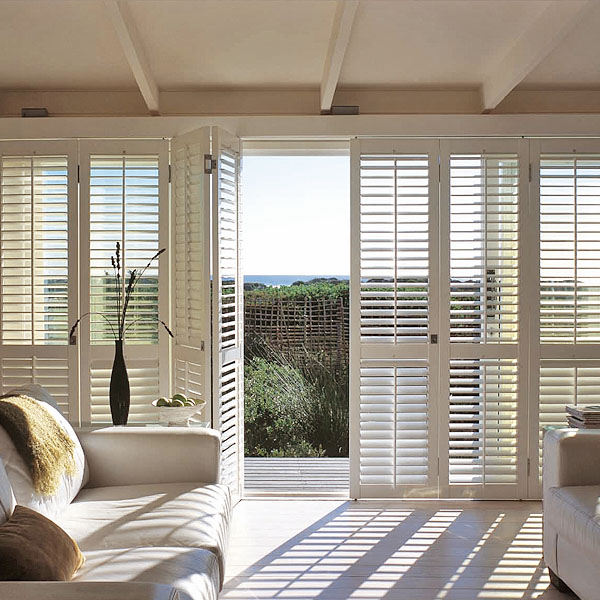 Bi Fold Patio Doors With Internal Blinds Provide Great