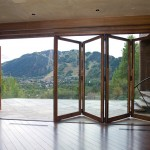 Bifold door patio ideas are various and numerous