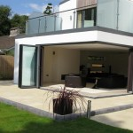 : Bifold exterior doors UK are quality and easy to install