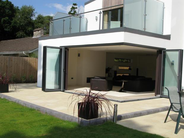 Bifold exterior doors UK are quality and easy to install