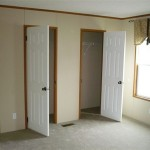 Cheap mobile home interior doors can be ordered through the popular sores sites
