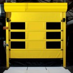 : Commercial interior roll up doors are usually chosen for big warehouses