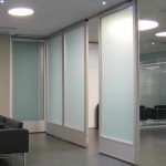 : Commercial interior steel doors with glass are good for utility rooms