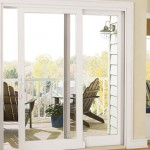 : Commercial sliding entry doors replace traditional variants