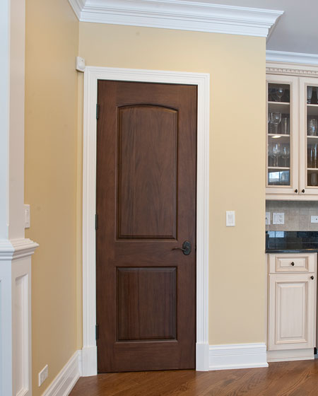Craftsman interior door styles are usually chosen with the help of