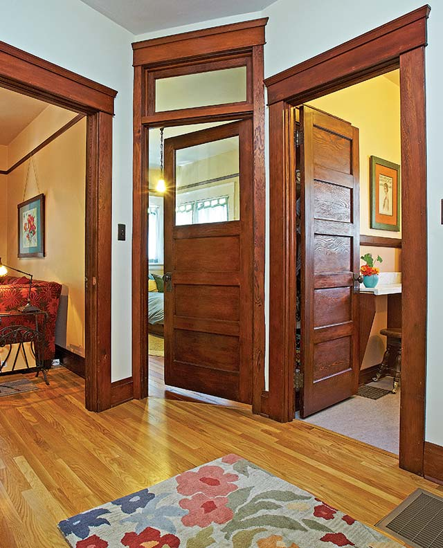 Craftsman interior doors with glass are considered to be a great way to make your life