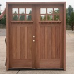 Craftsman style exterior doors for sale can help you save tons of money
