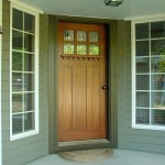 : Craftsman style exterior entry doors are going to become best sellers in