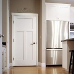 : Craftsman style interior doors tend to attract so many customers that stores can