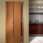 : Custom size interior bifold doors are good for spacious rooms