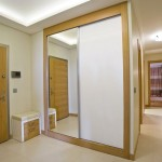 : Custom size internal bifold doors have stylish design and various color solutions
