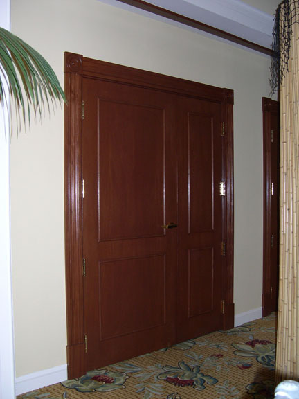 Custom Sized Hollow Interior Doors Are Sound Proof