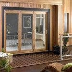 : Decorative interior doors can be purchased for cheap