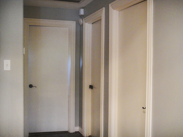 . Mobile home interior doors for the lovers of not stable life
