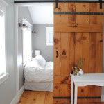 : Doors Seattle interior barn doors have rustic stylish look