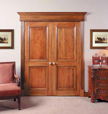 Doors Seattle interior wood doors are perfect in their design and form