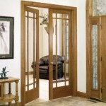 : Doors Seattle prehung interior doors are easy to install and made from real wood