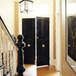 : Double front entry door handles should be convenient to use