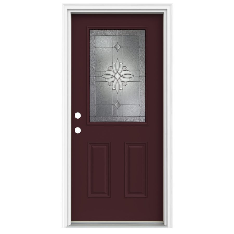Exterior fiberglass doors 32 in are a common choice