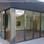 Exterior folding glass doors from UK make your house elegant and attractive