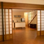 : External hanging sliding doors are seldom used for private houses