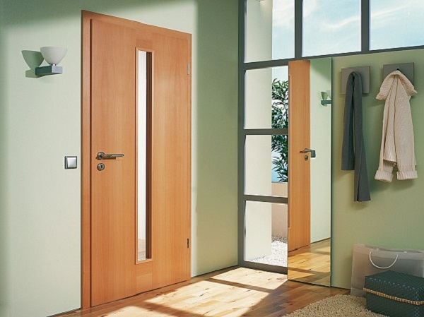 Fire rated interior metal doors will prevent the spreading of the fire