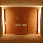 : Fire rated wooden doors in UAE can be installed as an entry way in a hotel