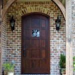 : French country entry doors are esthetic and stylish