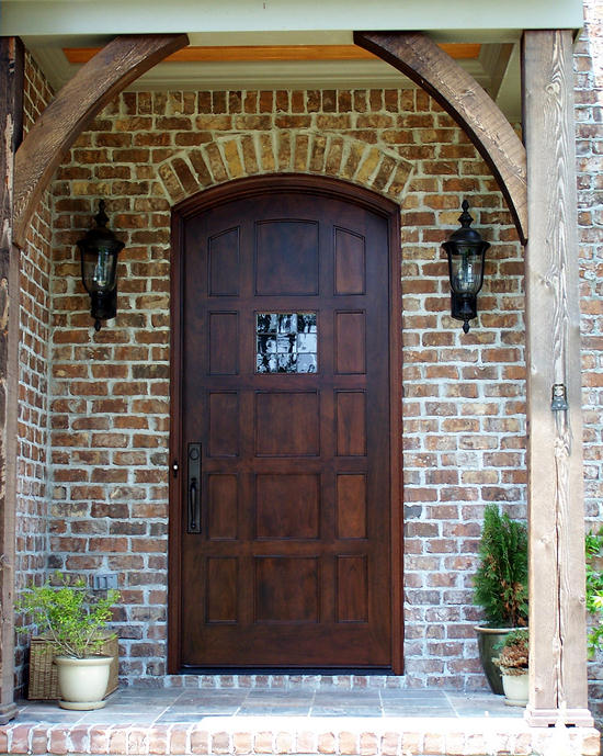 French country entry doors are esthetic and stylish