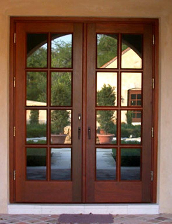 French Exterior Doors With Blinds Can Possess Various Color Schemes |  Interior U0026 Exterior Doors Designs, Installation Ideas Part 71