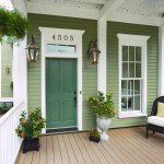 : Front doors for a mobile home should be safe