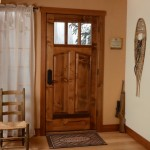 : Front doors for homes can be displayed for sale