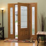 Front doors for homes can be purchased for cheap