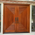 : Front doors for homes reflects the entire style of the house
