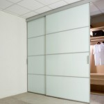 : Hanging sliding doors for closets are not very durable